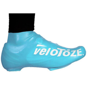 veloToze Road 2.0 Overschoenen Kort, blauw